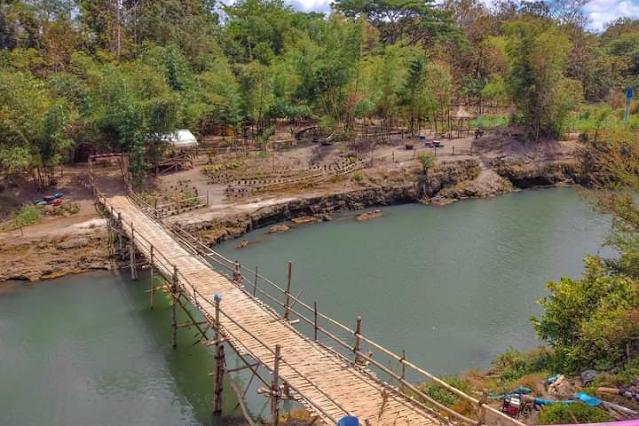 Sungai Kedung Asri Bantul