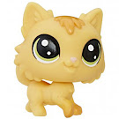 Littlest Pet Shop Series 1 Mini Pack Kitty Von Grey-Cat (#1-95) Pet