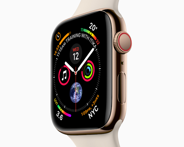 Apple Launched New Apple Watch Series 4. apple watch series 4,apple watch,series 4,apple,apple watch 4,apple watch series 4 hands on,apple watch 2018,apple watch series 4 ecg,apple event,apple watch series 4 vs 3,watch,apple watch series 4 unboxing,apple watch series 3,apple watch review,watch series 4,apple keynote,apple watch s4,apple watch series 4 fr,apple watch series 4 prix,apple watch series 4 avis,apple watch vs