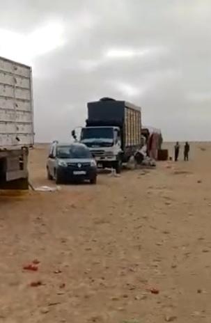 فيديو لاخر الاجواء 11-07-2020 في نقطة سباق الطاح من تصوير عادل الملواني