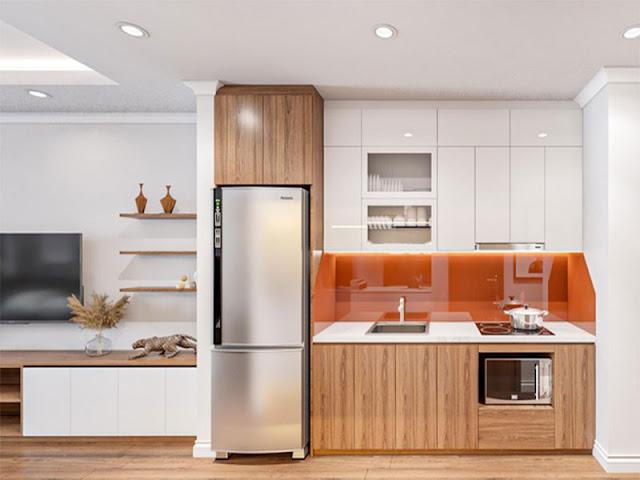 Thiết kế hiện đại và ấn tượng, tối ưu không gian sinh hoạt tại The City Light