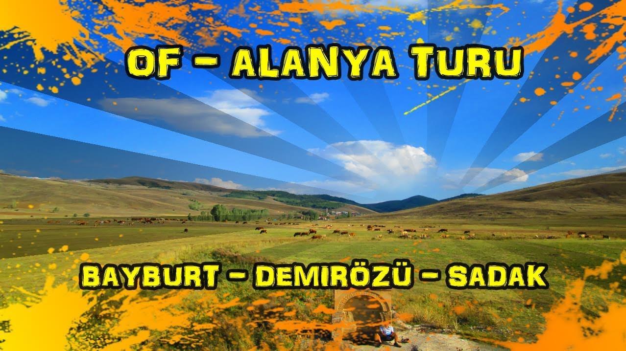 2019/09/06 Bayburt ~ Demirözü ~ Sadak