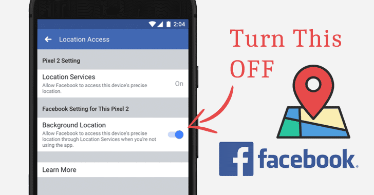 How to Stop Facebook App From Tracking Your Location In the Background