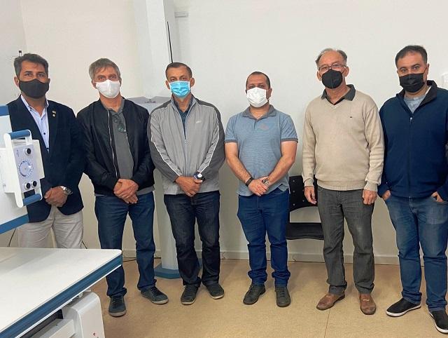 Novo raio-x da UPA triplica capacidade para realização de exames por mês