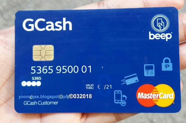 GCash Mastercard Review - Yooness