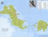 peta pulau bangka