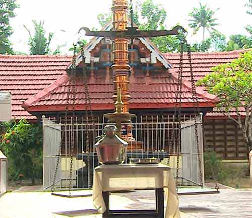 Santhana Gopala Temple At Changanacherry In Kerala – Famous For Solving Childbirth And Pregnancy Problems