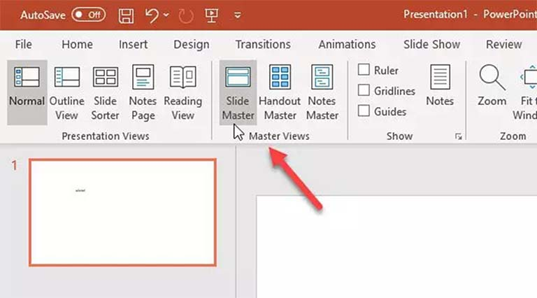 Cara Memasukkan Teks / Gambar Watermark Pada Slide PowerPoint