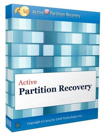 تحميل اسطوانة استعادة الملفات المحذوفة | Active Partition Recovery Ultimate 19.0.3