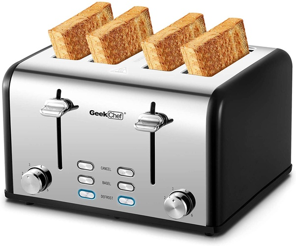 The Best Toaster for 2021 | Reviews by Jeebika