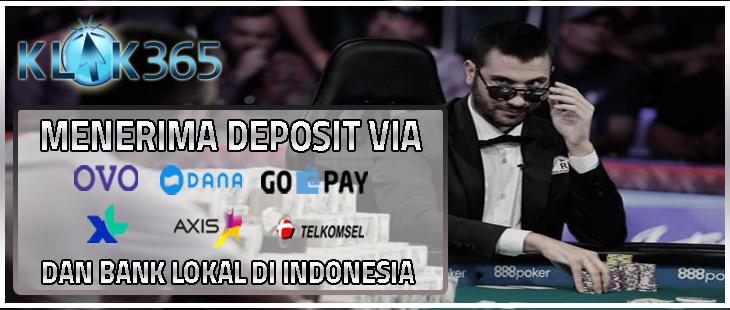 Klik365 Pokeronline移动 Daftar Login