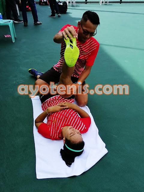 Tenis SEA Games: Ini Persiapan Aldila Sutjiadi Jelang Final Tunggal Putri
