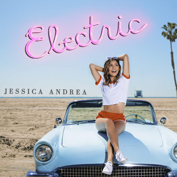 Jessica Andrea - Electric - EP Cover