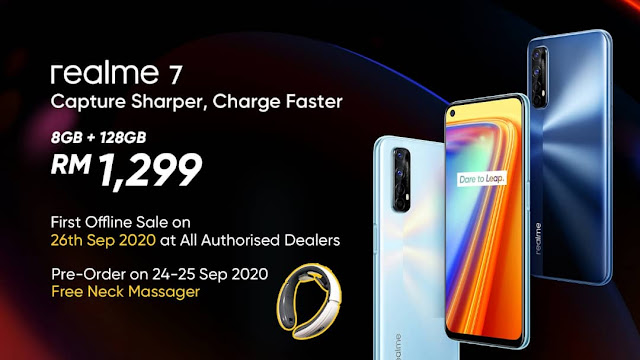 REALME 7 SERIES HAS OFFICIALLY LANDED IN MALAYSIA TODAY