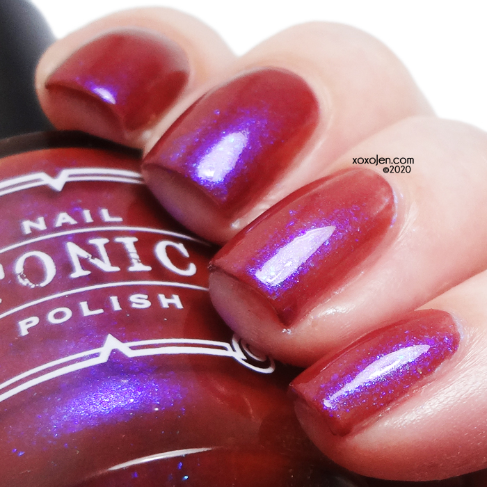 xoxoJen's swatch of Tonic Giddy-Up!