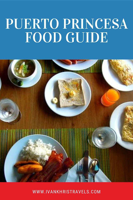 Puerto Princesa food and restaurant guide