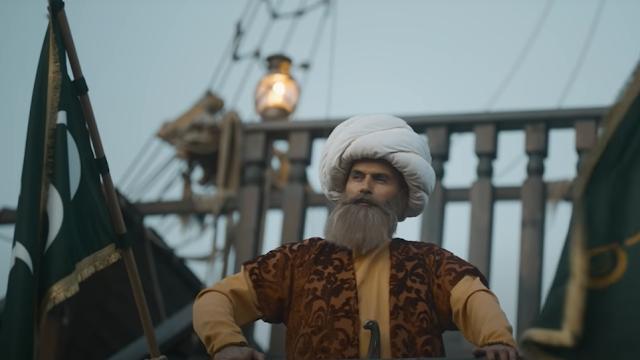 Τουρκία: Νέο βίντεο προπαγάνδας με... πειρατές για την «Γαλάζια Πατρίδα»