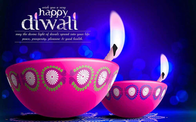 happy deepawali hd image for office