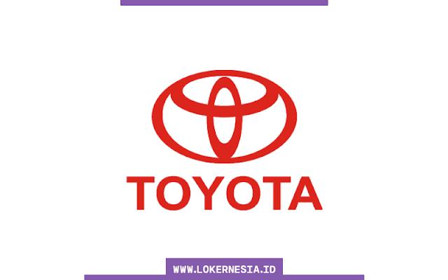 Lowongan Kerja MT Toyota Sales November 2020