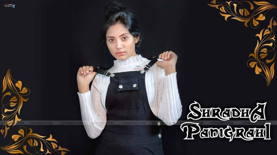 Hot actress Shradha Panigrahi Latest HD Wallpaper Download