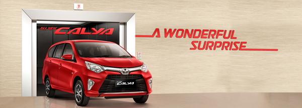 Spesifikasi Harga Toyota Calya Bandung
