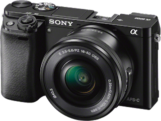 Sony Alpha 6000, affordable and responsive
