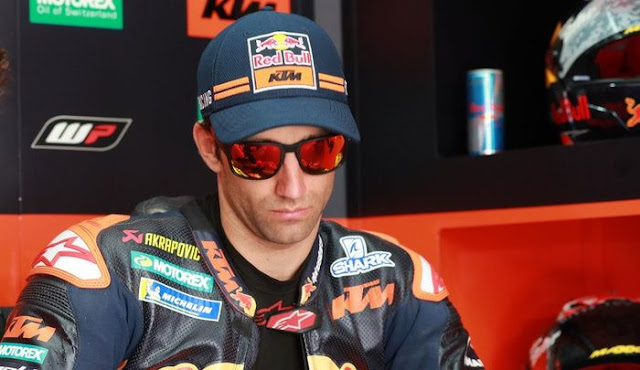 Johann Zarco Blames His Former Manager about the Move to KTM
