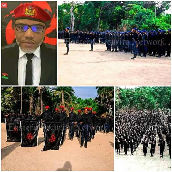 Nnamdi Kanu declares when to face enemies
