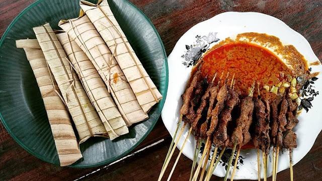 Sate Bulayak - Kuliner Lombok