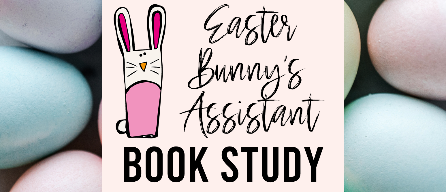 The Easter Bunnys Assistant book study unit with Common Core companion activities and a craftivity for K-1