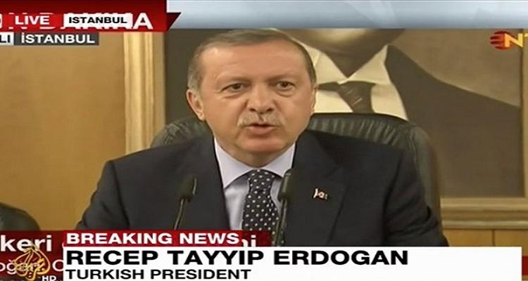 أخطر كلام قاله أردوغان عن الانقلاب العسكري الفاشل و لم يتفطن له الإعلام