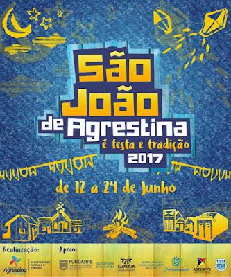 BCN JUNINO: Mudanças no São João de Agrestina