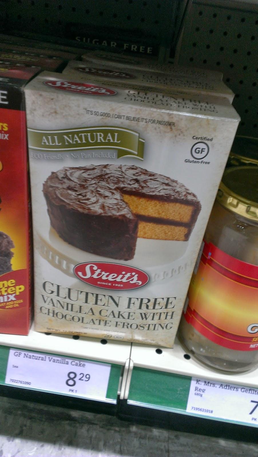 Streit S Chocolate Cake Mix