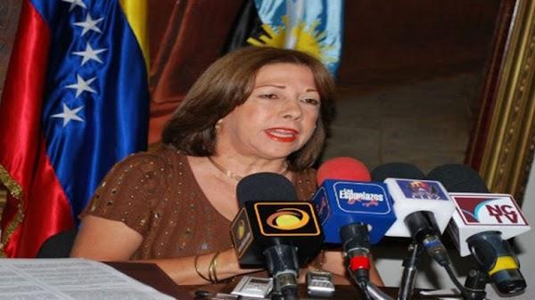Designan a Magdely Valbuena gobernadora encargada de Zulia
