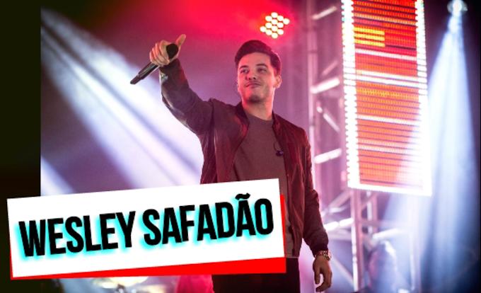 WESLEY SAFADÃO - PROMOCIONAL MAIO 2018.2