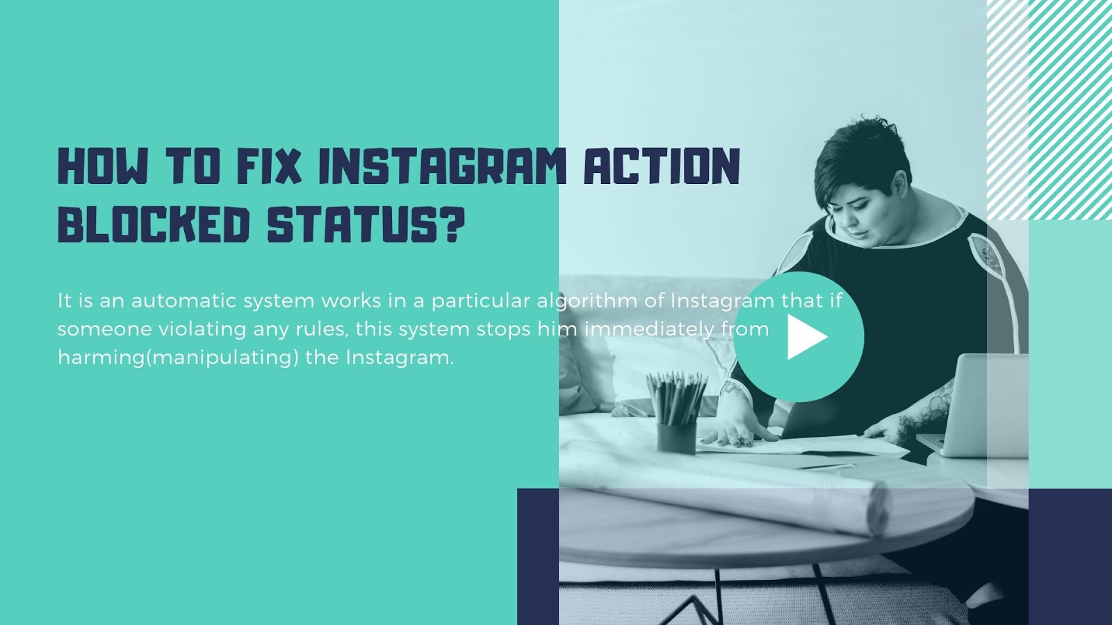 unblock Instagram Action Blocked