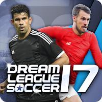 Dream League Soccer 2017 Mod v.4.01 Apk+Data+Unlimited Money