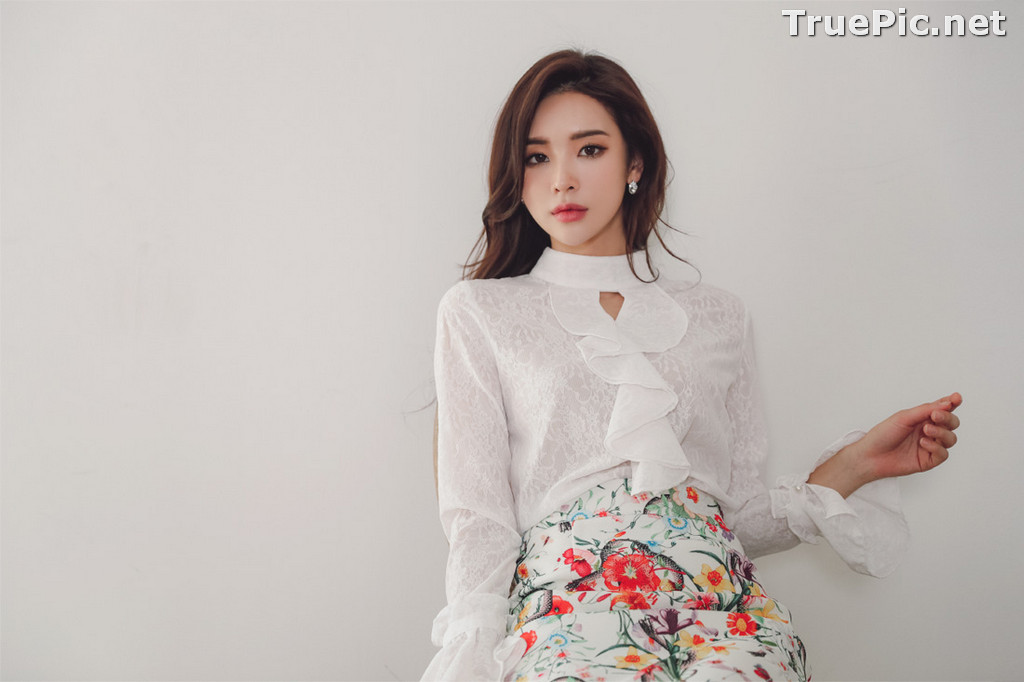 Image Korean Beautiful Model – Park Da Hyun – Fashion Photography #1 - TruePic.net - Picture-2