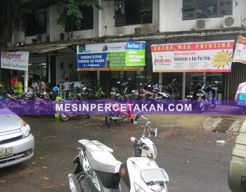 Bisnis percetakan di Indonesia