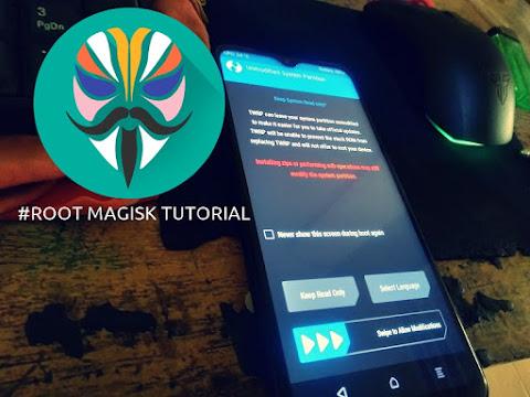 Cara Root Semua Android Menggunakan Magisk Tanpa Flashing(Guna Mengambil Boot.imgnya)