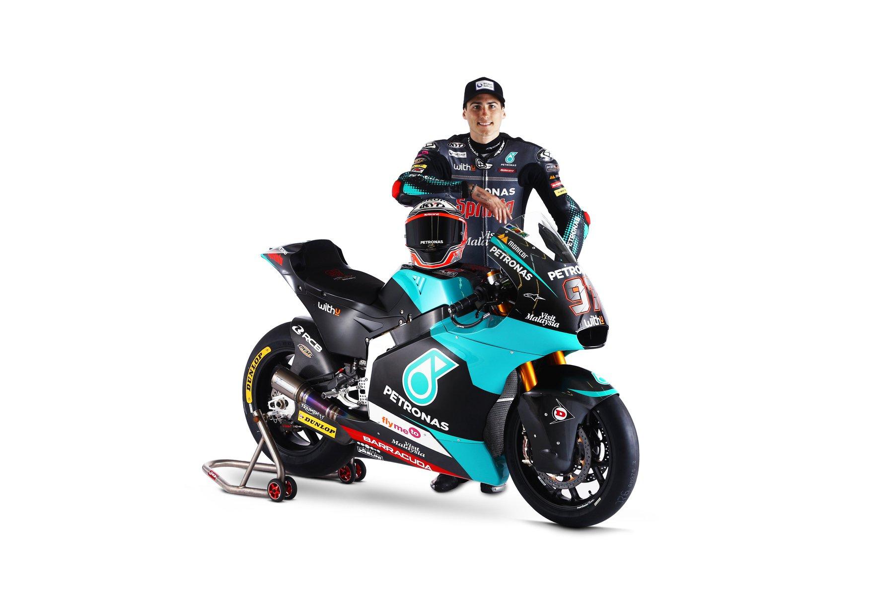 Senarai Pelumba MotoGP PETRONAS SRT 2021 - yusufultraman.com
