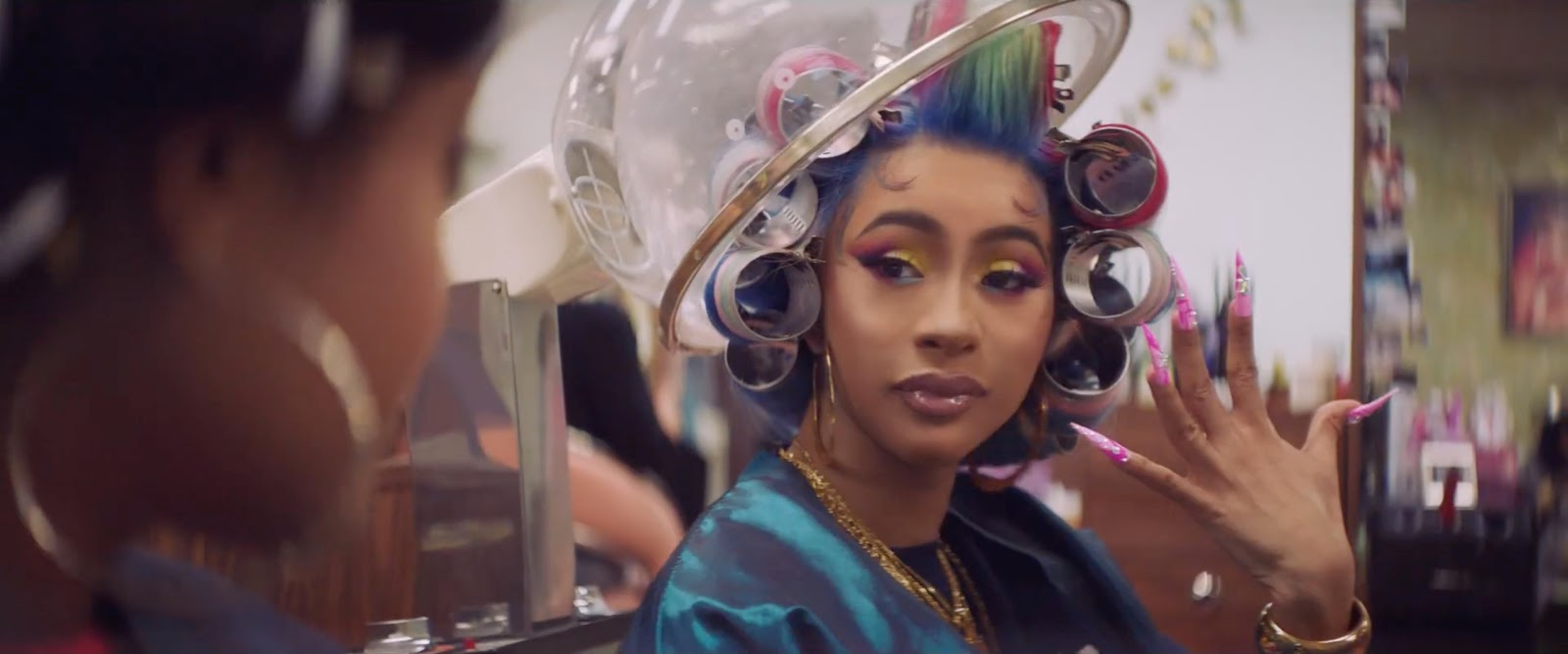 Cardi B Nails It In Latest Ad Campaign For Reebok Adstasher