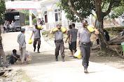 Polres Pandeglang Kembali Melaksanakan Baksos di Desa Ujung Jaya