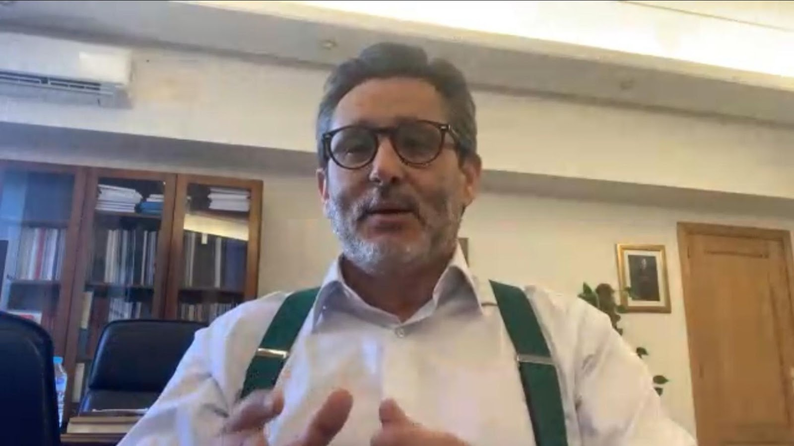 Professor Julio Mayol