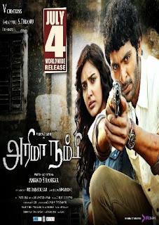 Arima Nambi 2014 Hindi Dubbed Movie Download HDRip 720p