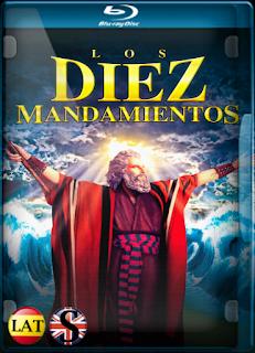 Los Diez Mandamientos (1956) REMUX 1080P LATINO/ESPAÑOL/INGLES