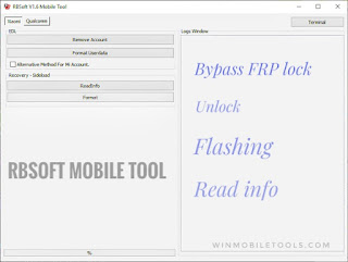 RBSoft Mobile Tool V1.6 Latest Setup Free Download
