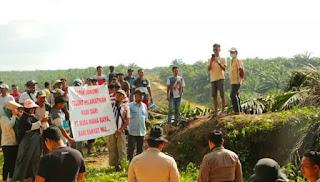 """Eksekusi Lahan di Pelalawan Ricuh, Pimpinan DPRD Riau di""""usir"""""""
