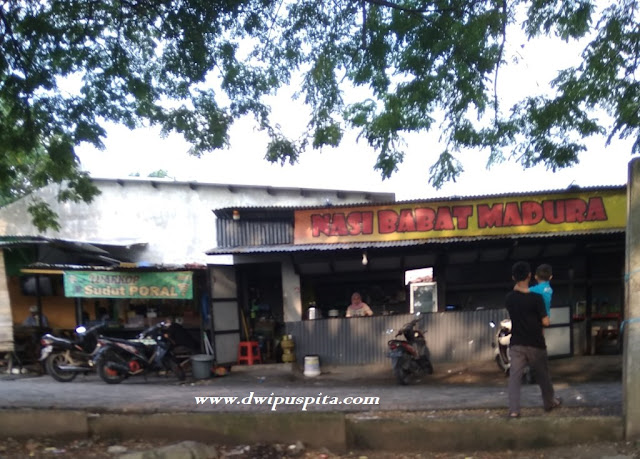 Nasi Babat Madura STB Lidah Wetan Surabaya