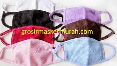 Jasa pembuatan masker kain